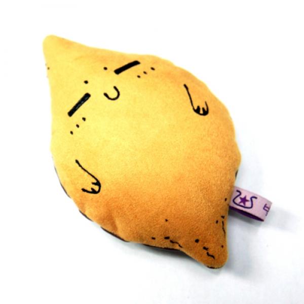 [빛짜루] 호박 고구마 마우스쿠션